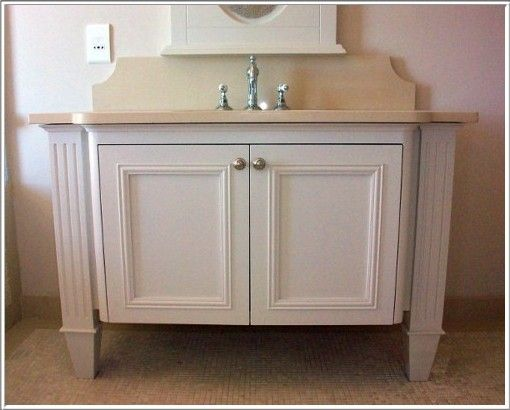 Vanities custom design custom made cabinets custom for Bathroom cabinets co za