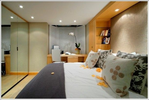 GIC Custom Built Bedroom Interior Design Cape Town